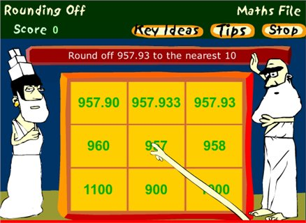 Rounding Off - (BBC Maths File)