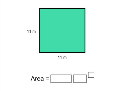 Finding Areas of Parallelograms