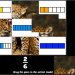 Puzzle pic fractions