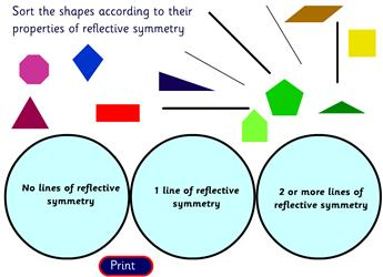 Shape archives maths zone cool learning games symmetry sorter crick ccuart Choice Image