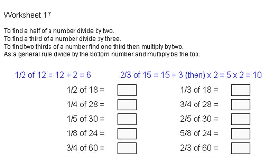 Fraction Of A Quantity Worksheet Equivalent Fractions Worksheet – Fractions Worksheets Ks2