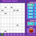 Treasure Quest - MathPlayground