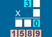 Missing digit multiplication