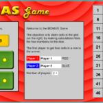 Bidmas Game